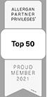 Allergan Partner Top 50