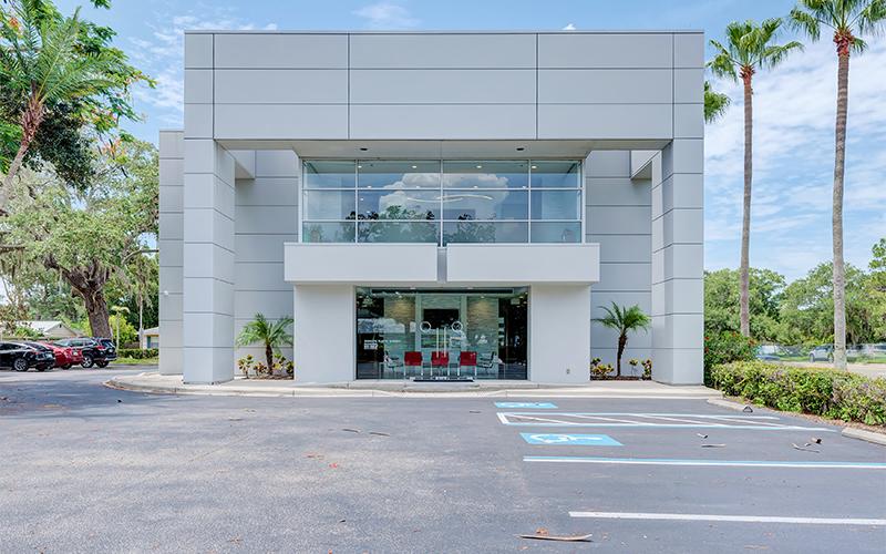 Outside of Sarasota Plastic Surgery