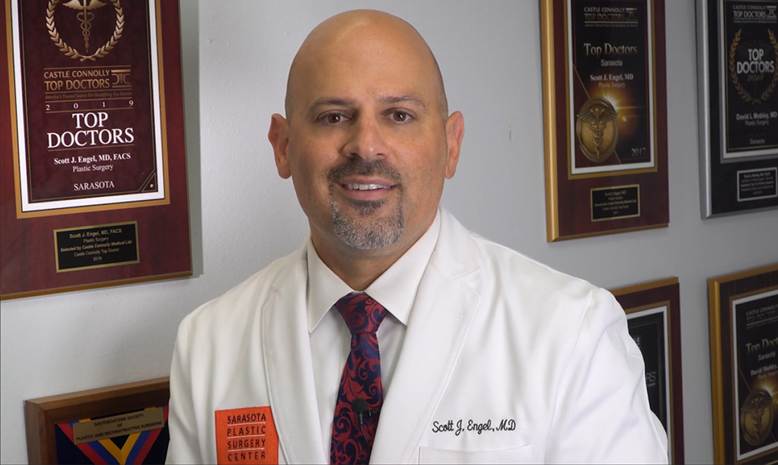 Dr. Engle still shot from video