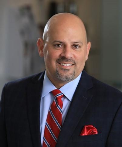 Dr. Scott Engel smiling